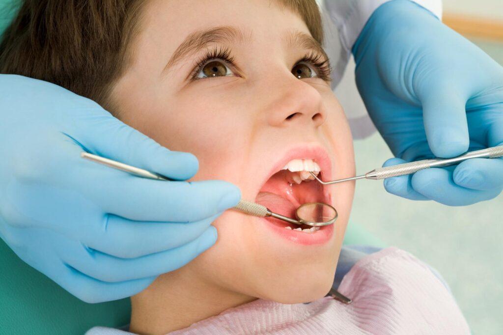 visita dentistica bambini