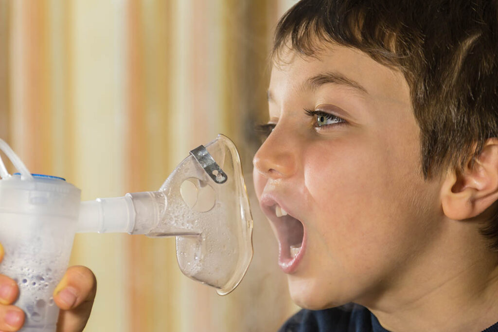 usare aerosol a scopo preventivo
